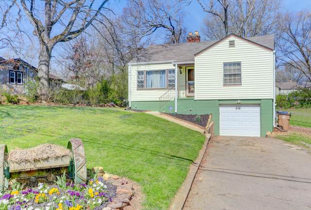 2219 Woodrow Drive, Knoxville, TN 37918 (#1146867) :: Billy Houston Group
