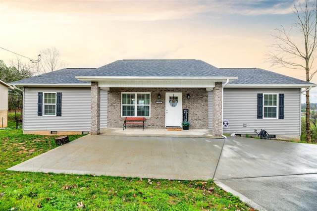 1920 Smokey High Lane, Sevierville, TN 37876 (#1146883) :: Shannon Foster Boline Group