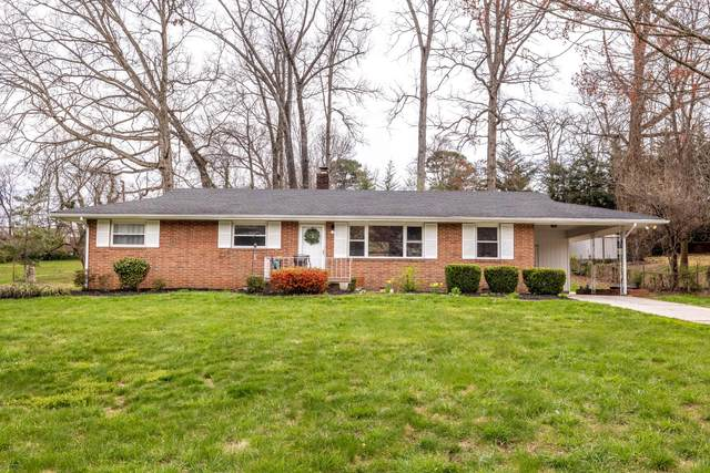4706 Mildred Drive, Knoxville, TN 37914 (#1146910) :: Billy Houston Group