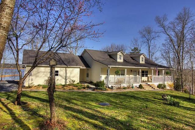 1244 Weaver Lane, Dandridge, TN 37725 (#1146968) :: Billy Houston Group