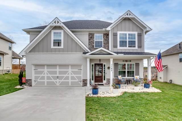 1145 Hamilton Farm Lane, Knoxville, TN 37932 (#1146994) :: Billy Houston Group