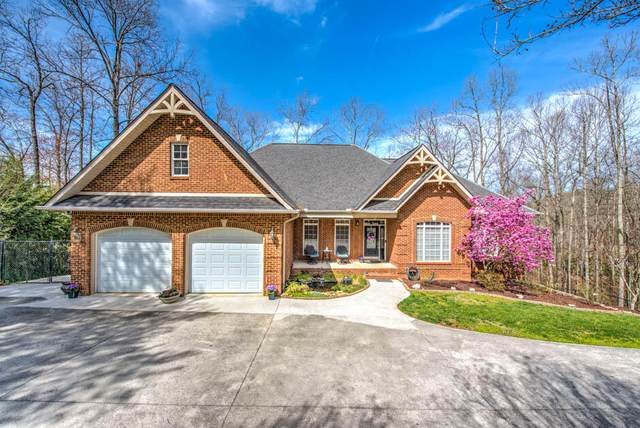 103 Winchester Circle, Oak Ridge, TN 37830 (#1147068) :: Billy Houston Group