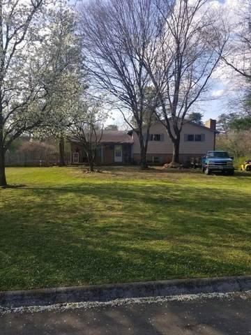 1609 Jagger Drive, Louisville, TN 37777 (#1147070) :: Shannon Foster Boline Group
