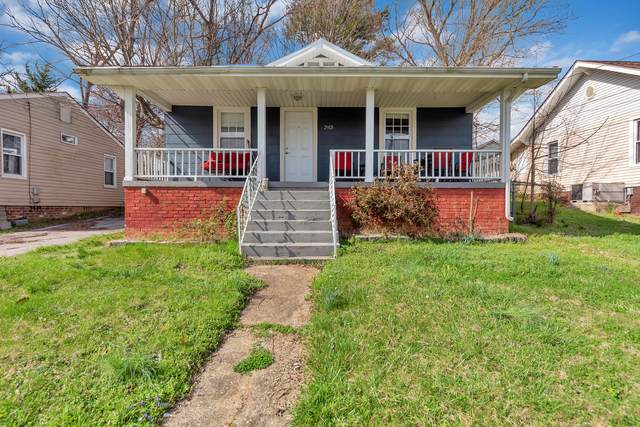 2915 Browning Ave, Knoxville, TN 37921 (#1147097) :: Billy Houston Group