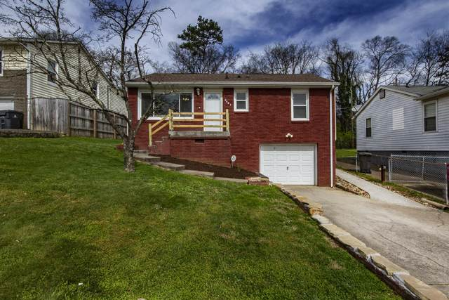 2951 Cecil Ave, Knoxville, TN 37917 (#1147104) :: Billy Houston Group