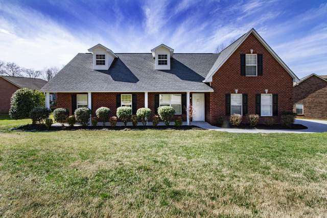 7009 Ghiradelli Rd, Knoxville, TN 37918 (#1147167) :: Billy Houston Group