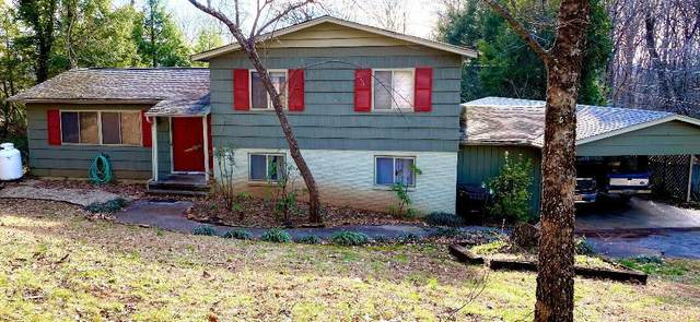 1521 Buckeye Rd, Knoxville, TN 37919 (#1147224) :: Shannon Foster Boline Group
