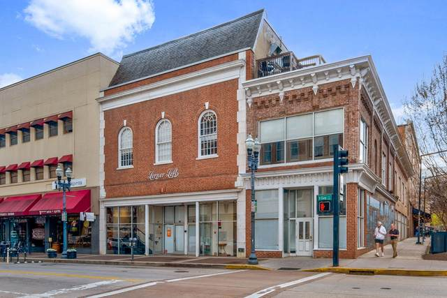 403 S Gay St # 206, Knoxville, TN 37902 (#1147261) :: Billy Houston Group