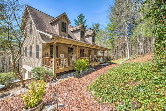 1940 Fox Trail Rd, Walland, TN 37886 (#1147292) :: Cindy Kraus Group | Realty Executives Associates