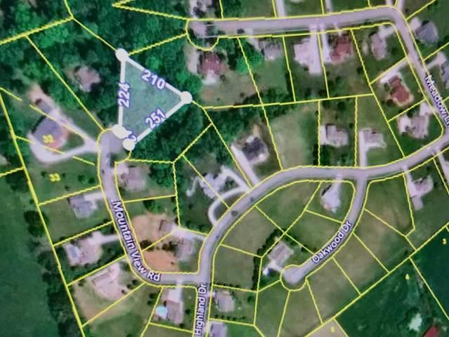 Mountain View Rd, Madisonville, TN 37354 (#1147345) :: Adam Wilson Realty