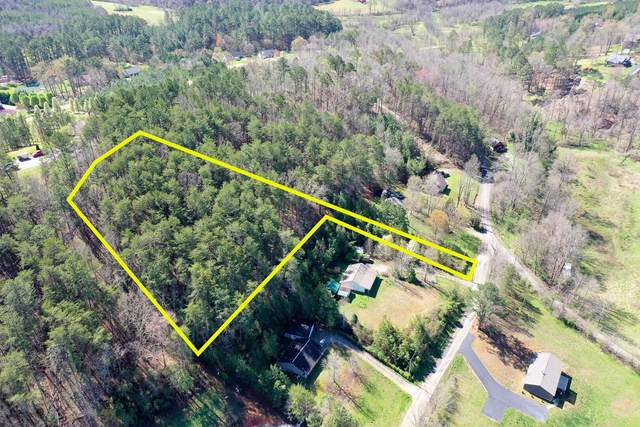 2278 Mcspadden Rd, Maryville, TN 37803 (#1147350) :: Billy Houston Group