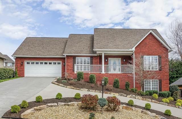 424 Royal Oaks Drive, Maryville, TN 37801 (#1147458) :: Cindy Kraus Group | Realty Executives Associates