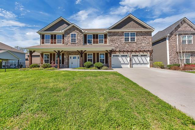 12331 Blacksburg Lane, Knoxville, TN 37922 (#1147528) :: Catrina Foster Group