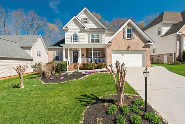 8837 Ebenezer Oaks Lane, Knoxville, TN 37922 (#1147602) :: Billy Houston Group