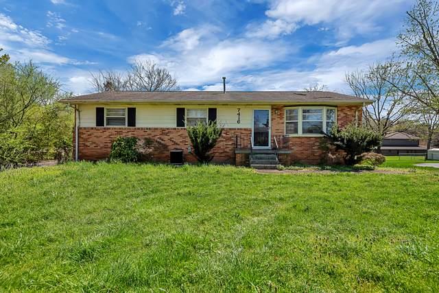 7416 Bennington Drive, Knoxville, TN 37909 (#1147656) :: Adam Wilson Realty