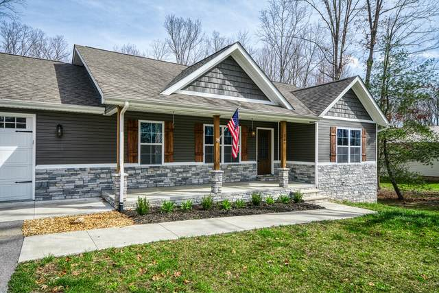 269 W Creek Drive, Crossville, TN 38572 (#1147675) :: Adam Wilson Realty