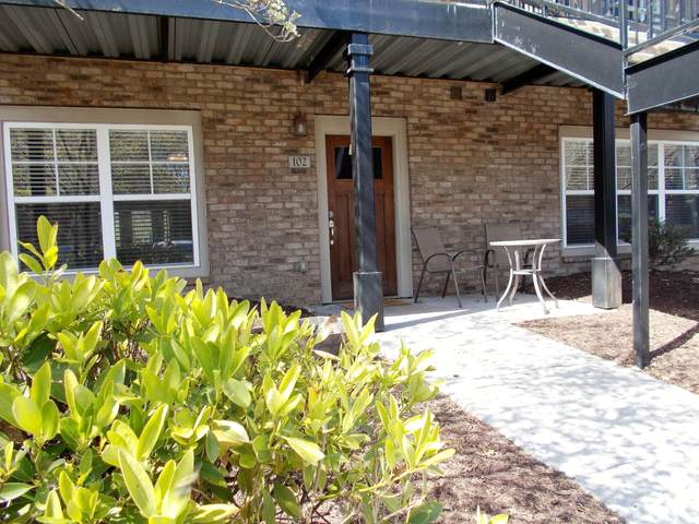 3825 Cherokee Woods Way 1-102, Knoxville, TN 37920 (#1147678) :: Billy Houston Group