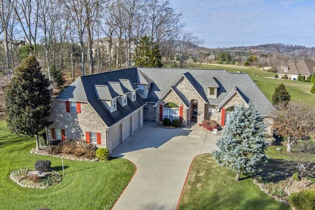 160 Rock Point Drive, Vonore, TN 37885 (#1147707) :: The Cook Team