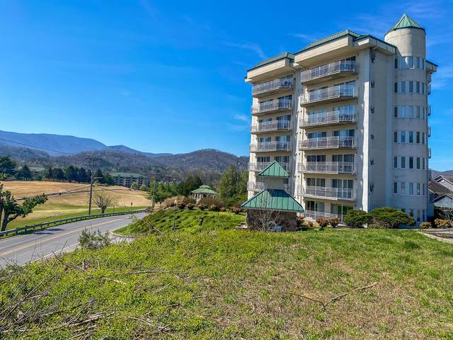 503 Dollywood Lane #112, Pigeon Forge, TN 37863 (#1147828) :: JET Real Estate