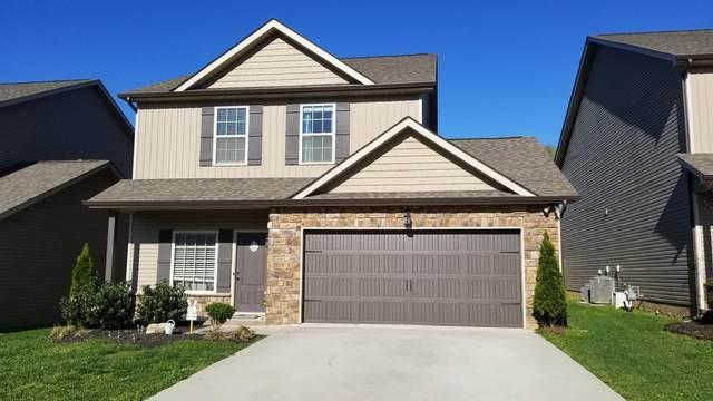 2727 Silent Springs Lane Lane, Knoxville, TN 37931 (#1147868) :: Adam Wilson Realty