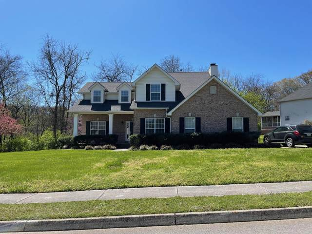 605 Windlass Rd, Knoxville, TN 37934 (#1147925) :: Billy Houston Group