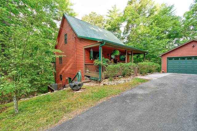 215 Tree Frog Trace, Townsend, TN 37882 (#1147953) :: JET Real Estate