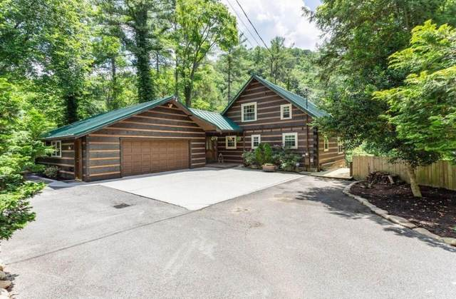 2235 Wears Valley Rd, Sevierville, TN 37862 (#1147958) :: Billy Houston Group
