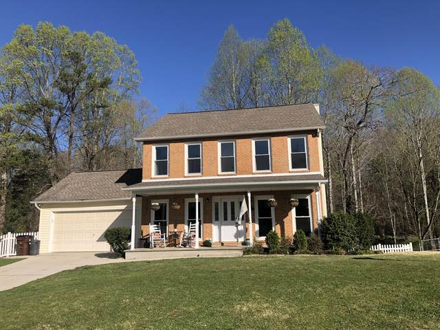 109 Tamara Lane, Oak Ridge, TN 37830 (#1147998) :: Shannon Foster Boline Group