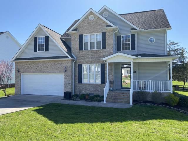 140 Chelsea Lane, Jacksboro, TN 37757 (#1148009) :: Shannon Foster Boline Group