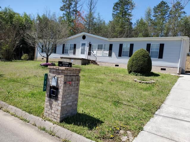 113 Cutters Lane, Clinton, TN 37716 (#1148069) :: Adam Wilson Realty