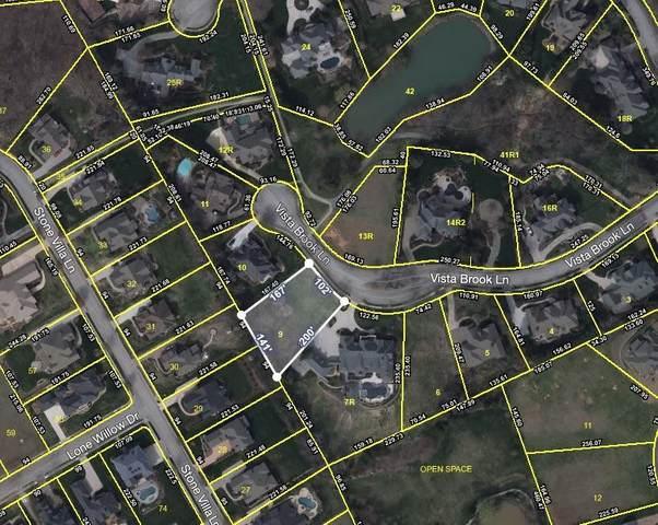 12368 Vista Brook Lane, Knoxville, TN 37934 (#1148082) :: Realty Executives Associates