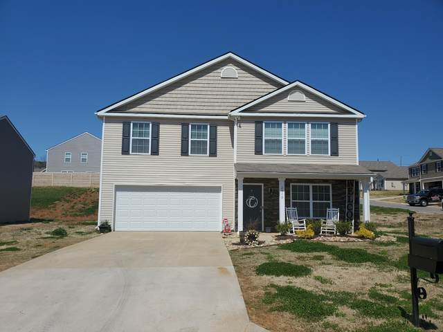 2510 Cottonwood Drive, Sevierville, TN 37876 (#1148142) :: Adam Wilson Realty