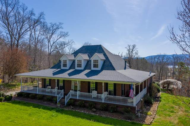 1221 Weaver Lane, Dandridge, TN 37725 (#1148180) :: Shannon Foster Boline Group