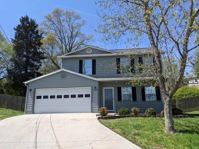 2339 Lasalle Lane, Knoxville, TN 37921 (#1148220) :: Shannon Foster Boline Group