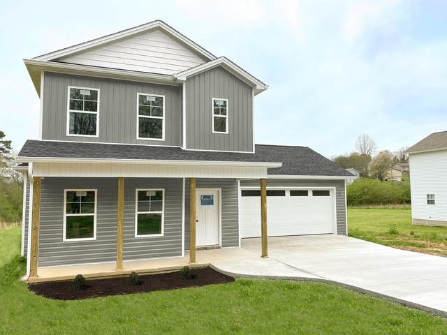 Lot # 4 Diamond Meadows Subdivision, Cleveland, TN 37312 (#1148246) :: The Cook Team