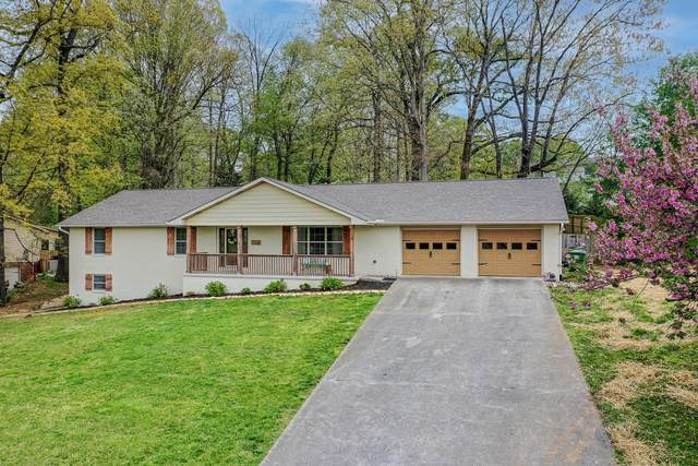 2016 Chesterfield Drive, Maryville, TN 37803 (#1148267) :: Catrina Foster Group