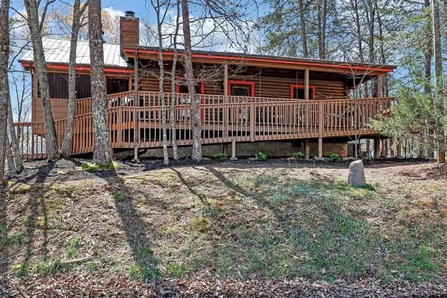 1637 Ridgecrest Drive, Sevierville, TN 37876 (#1148268) :: Adam Wilson Realty