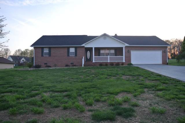 205 Meadow Lane Lane, Madisonville, TN 37354 (#1148271) :: Adam Wilson Realty