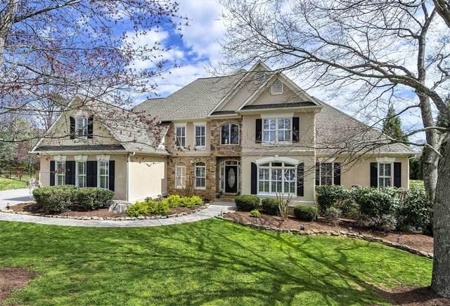 1712 Alcott Manor Lane, Knoxville, TN 37922 (#1148298) :: JET Real Estate