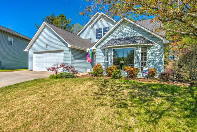 101 Tiffany Place, Oak Ridge, TN 37830 (#1148313) :: Billy Houston Group