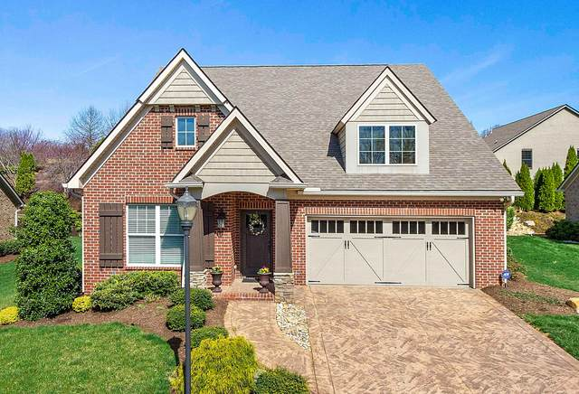 352 Burney Circle, Knoxville, TN 37934 (#1148314) :: Catrina Foster Group