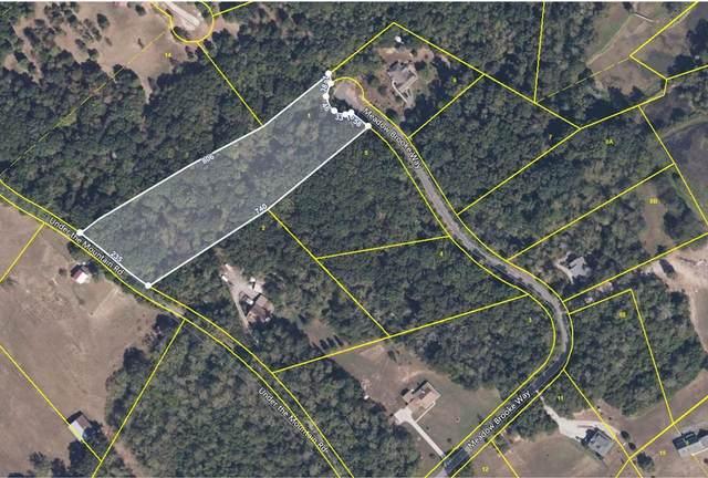 980 Meadow Brooke Way, Cosby, TN 37722 (#1148318) :: Billy Houston Group