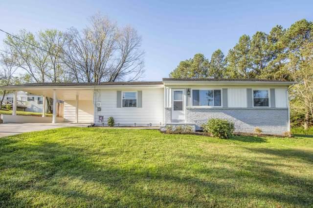 581 Stephens Rd, Greenback, TN 37742 (#1148322) :: JET Real Estate