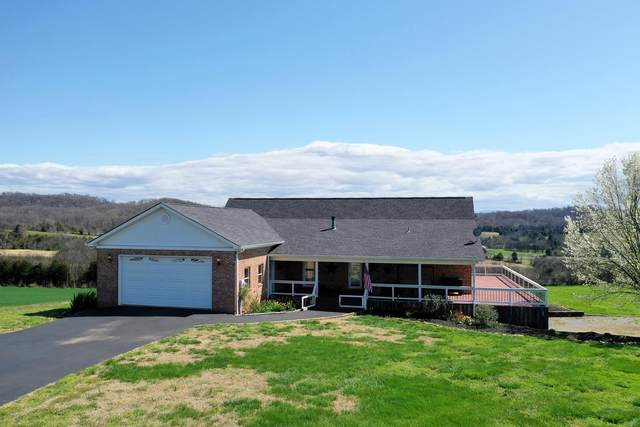 134 Kiser Rd, Friendsville, TN 37737 (#1148345) :: Catrina Foster Group