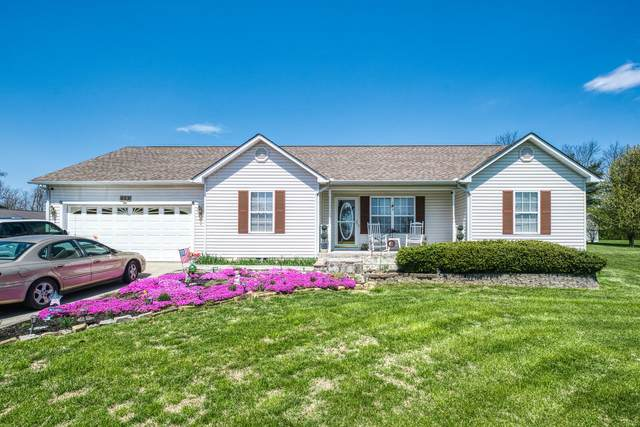 853 Grace Hill Drive, Crossville, TN 38571 (#1148377) :: Catrina Foster Group