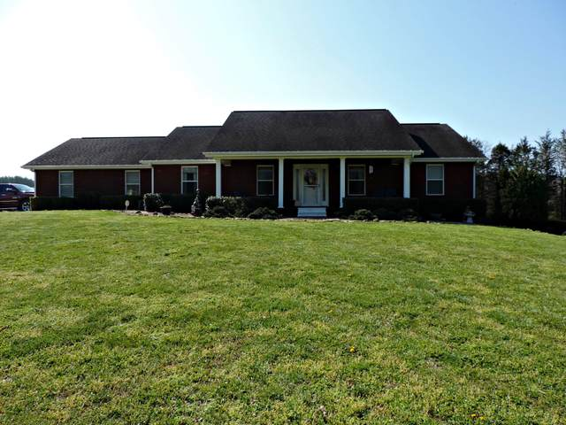 2290 Cherry St, Rutledge, TN 37861 (#1148403) :: Catrina Foster Group