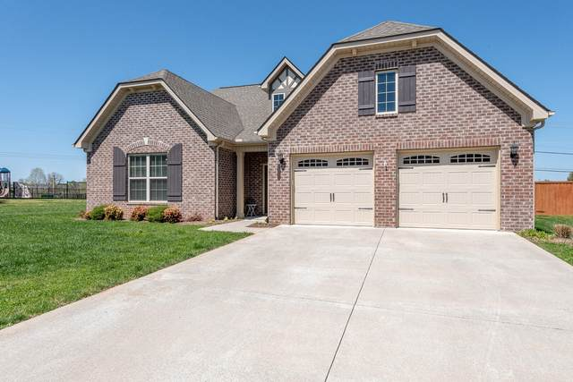 2323 Pintail St, Maryville, TN 37801 (#1148406) :: Tennessee Elite Realty