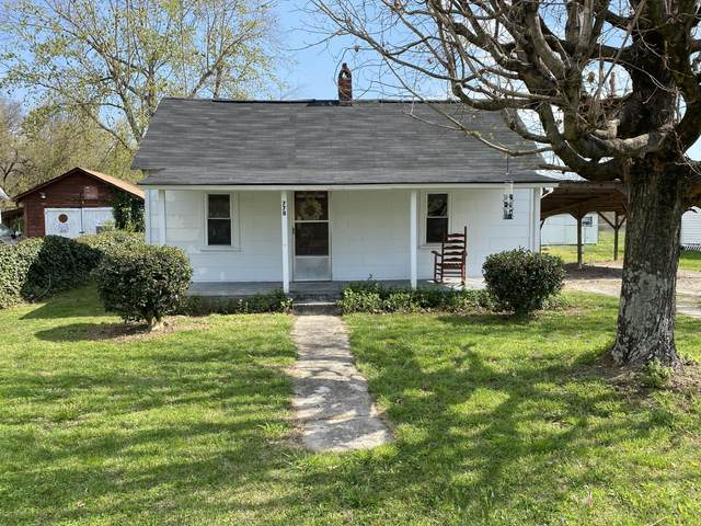 778 W Jackson Ave, Spring City, TN 37381 (#1148532) :: Tennessee Elite Realty