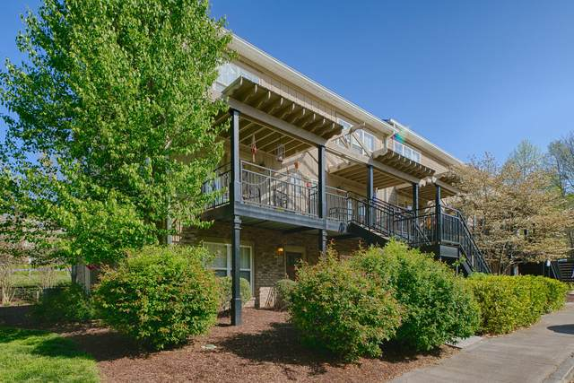 3825 Cherokee Woods Way #101, Knoxville, TN 37920 (#1148621) :: JET Real Estate