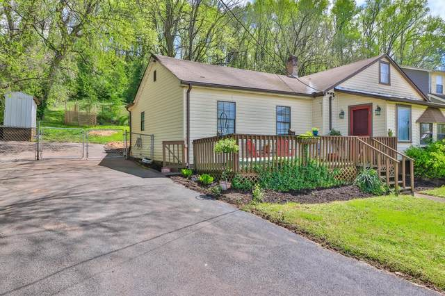 906 Edmonds Ave, Knoxville, TN 37920 (#1148634) :: JET Real Estate